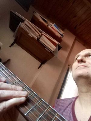 Clases De Guitarra: Profesor F Maraschi