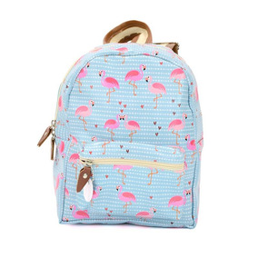 Mini Mochila Flamingo