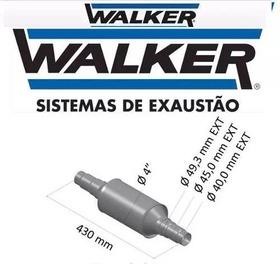 Catalisador Fiat Elba Fiorino Pick-up Premio Walker Original