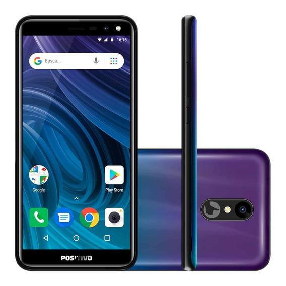 Smartphone Positivo Twist 2 S512 16gb Aurora