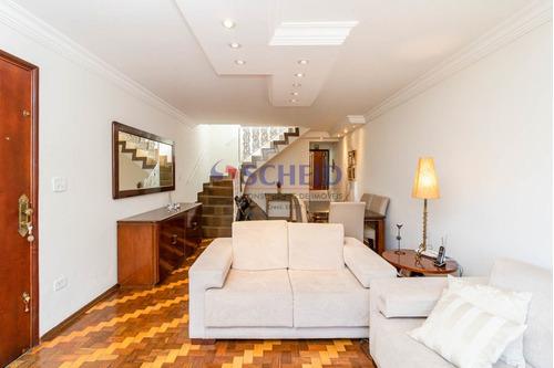 Imagem 1 de 15 de Casa Espaçosa E Bem Cuidada (sobrado) Com Três Dormitórios (1 Suite) No Sumarezinho - Mr77249
