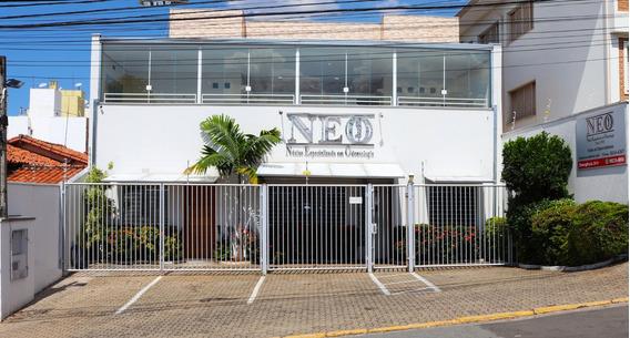 Conjunto Corporativo Para Locação - Botafogo - Campinas