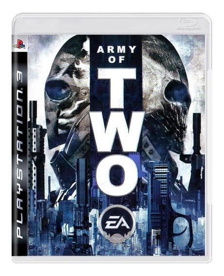 Army Of Two Ps3 Mídia Física Pronta Entrega