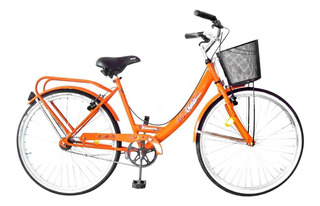 Bicicleta Olmo Dama Primavera 265 Rod 26 Paseo - Ahora 12