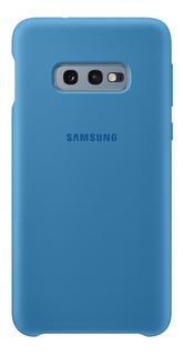Funda Samsung Silicone Cover - Protective - S10e - Blue