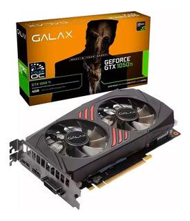 Placa De Vídeo Galax Gtx 1050ti 1-click Oc 4gb - Novo
