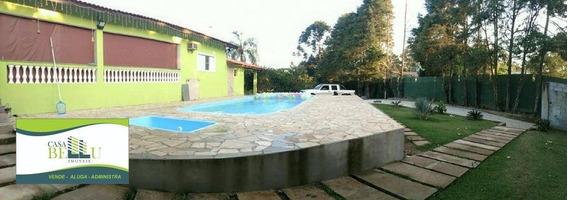 Chácara Residencial À Venda, Chácaras São José, Franco Da Rocha. - Ch0006