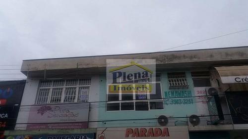 Sala Comercial Para Locação, Centro, Sumaré - Sa0145. - Sa0145