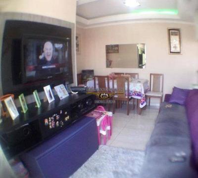 Apartamento Com 2 Dormitórios À Venda, 47 M² Por R$ 300.000 - Jardim Vila Formosa - São Paulo/sp - Ap1193
