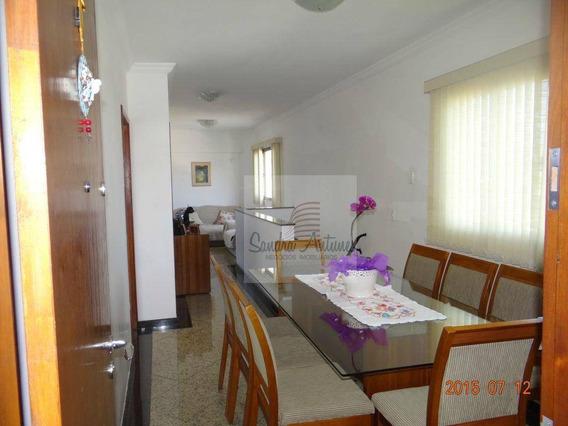 Cobertura Residencial À Venda, Vila Belmiro, Santos - Co0026. - Co0026