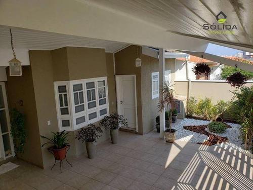 Imagem 1 de 29 de Casa Com 4 Dormitórios À Venda Por R$ 870.000,00 - Parque Da Represa - Jundiaí/sp - Ca0576