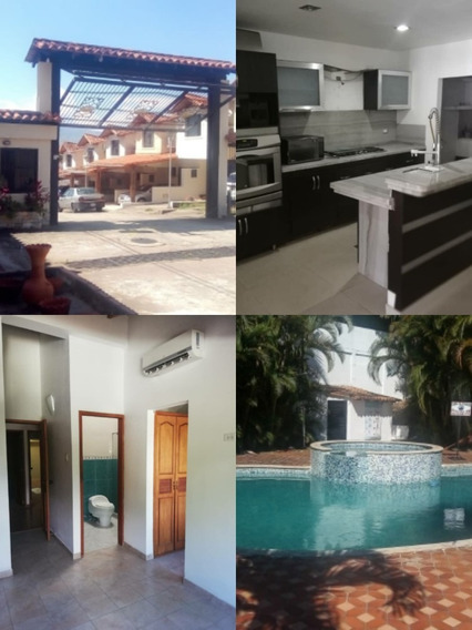 Casa En Venta. Urbanización Privada Villas De Icabarú