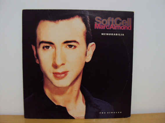 Lp Soft Cell Marc Almond Memorabilia The Singles 1991