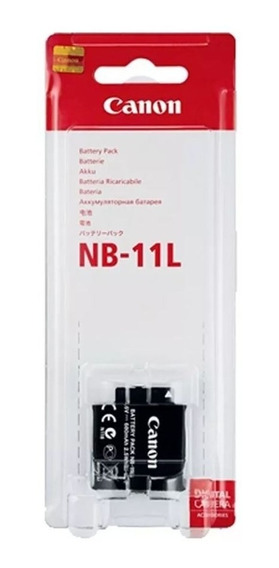 Bateria Câmeras Canon Nb-11l Original P/ Series A Nb11 Ba30