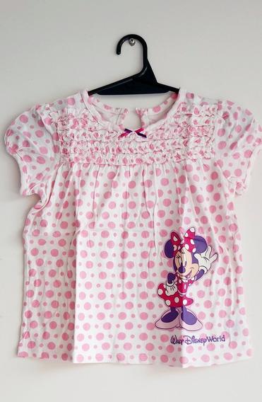 Remera Nenas Disney Store Minnie