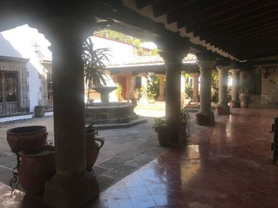 Casa Sola En Rancho Cortes / Cuernavaca - Tbr-728-cs