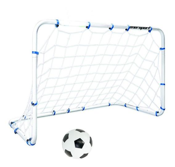 Portería De Fútbol Armable Supergol - Enersport
