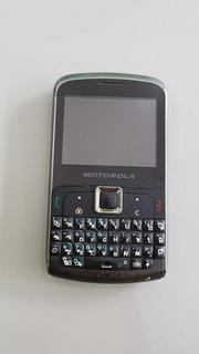 Celular Motorola Ex 112 Para Retirar Peças Os 19179