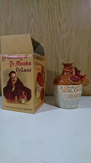 Whisky Importado Ye Monks En Vasija Lacrada Año 1979