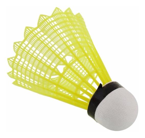 Gallito Badminton 4 Piezas Nucleo Esponja M005 Gallitos