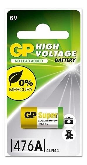 Bateria Pilha 6v 476a 4lr44 Gp - 01 Unid R$15,00 Frete 16,00