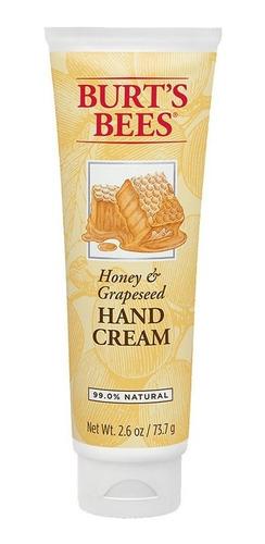 Imagen 1 de 1 de Crema De Manos Burt's Bees Miel Y Semilla De Uva 73 Gr