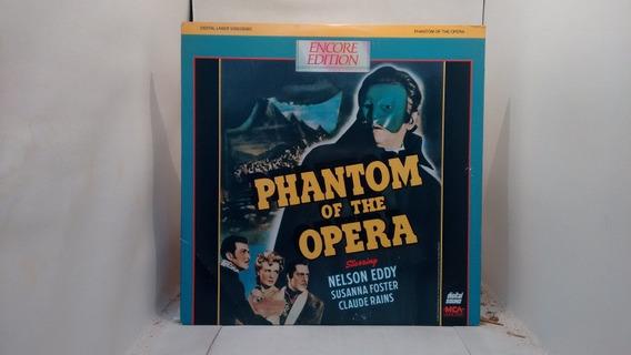 Laser Disc - Phantom Of The Opera
