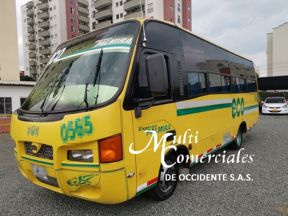 Buseta Nissan Npu 6-150 Intermunicipal 25 Pasajeros 2013