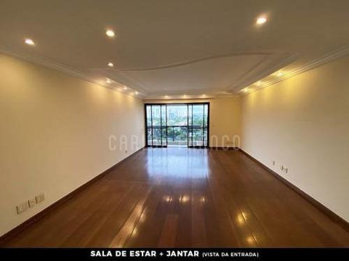 Imagem 1 de 15 de Apartamento: 170 M², 3 Dormitórios 1 Suíte E 3 Vagas + Depósito, No Alto Da Lapa. - Cf66567