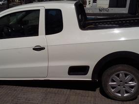 Volkswagen Saveiro Cabina Ext 1,6 Gnc Full 2013 Con Detalles