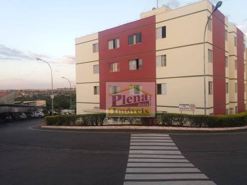 Imagem 1 de 7 de Apartamento Residencial À Venda, Jardim Marchissolo, Sumaré. - Ap0848