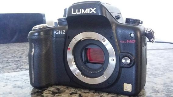 Câmera Panasonic Gh2