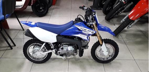 Yamaha Ttr 50 0km Permuto Qr Motors