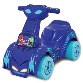 Pj Masks Felinomovel Push N Scoot Quadriciclo Dtc 4864