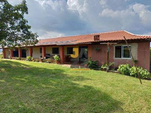 Imagem 1 de 20 de Chácara Com 3 Dormitórios À Venda, 3600 M² Por R$ 575.000,00 - Centro (tupi) - Piracicaba/sp - Ch0625