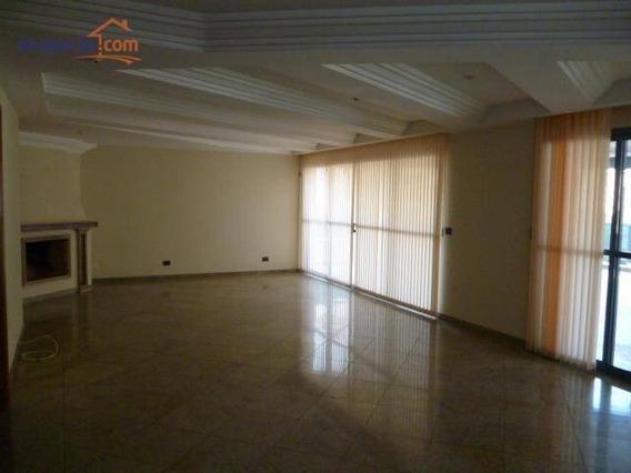 Apartamento Com 4 Dormitórios À Venda, 356 M² Por R$ 2.000.000 - Vila Adyana - São José Dos Campos/sp - Ap6537
