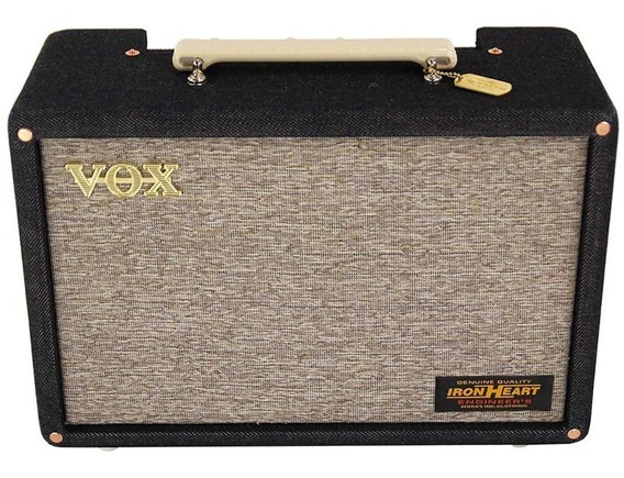 Amplificador Guitarra Vox Pathfinder 10-dn Demin Jeans 10w