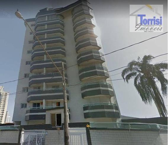 Cobertura Duplex Em Praia Grande Vista Do Mar, 02 Dormitórios, Aviação, Co-0040 - Co0040