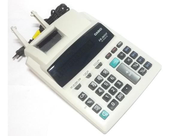 Calculadora Casio Fr-2650t Revisada - Garantia 3 Meses!