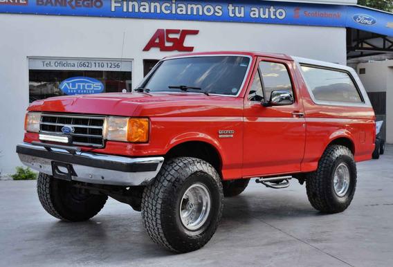 Ford Bronco 1990 Xlt 4x4