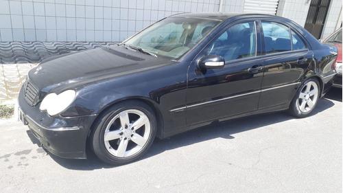 Mercedes-benz C320 2002 Só Pra Rodar Leia O Anuncio