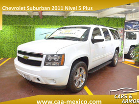 Chevrolet Suburban G Piel Aa Dvd Qc 4x4 At