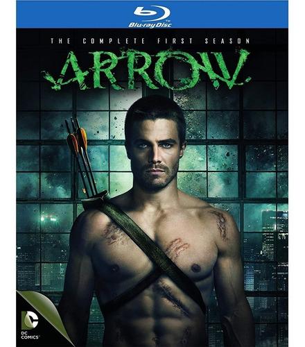 Blu-ray  Arrow  1 Temporada