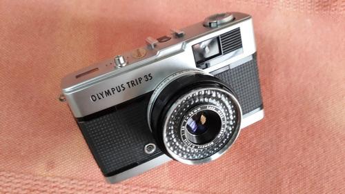 Máquina Fotográfica Olympus Trip 35