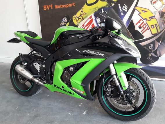 Kawasaki Ninja Zx 10r Abs