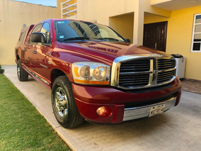 Dodge Ram 2500 5.7 Pickup Mega Cab Laramie 4x2 At De Lujo