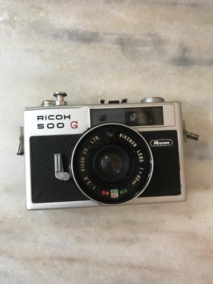 Câmera Ricoh 500 G