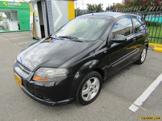 Chevrolet Aveo Gti Limited 1.6