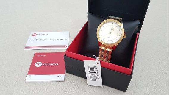 Relógio Technos Feminino Ref: 2036mfb/4x