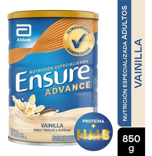 Ensure Advance Vainilla X 850gr